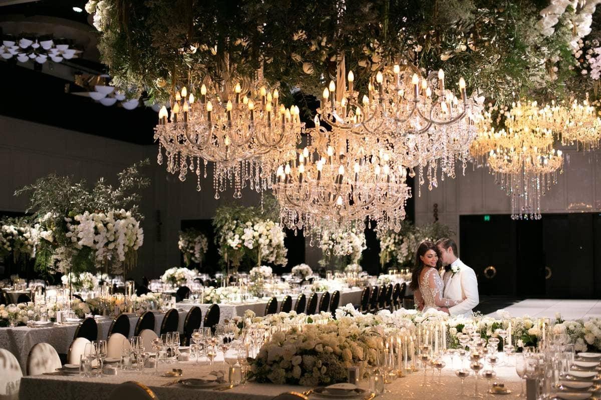 Crown Casino - Stunning Wedding Venue