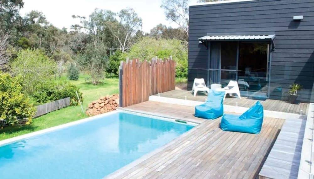 Enjoy a luxurious, eco designed space at Quenda.