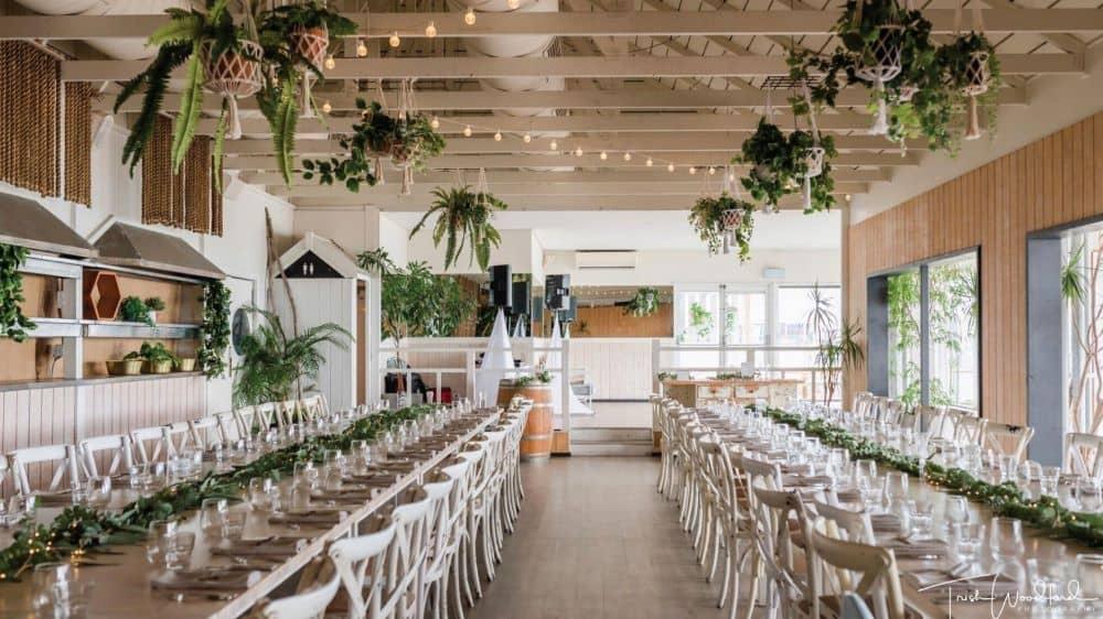 Coast Port Beach is perfect for a private beach wedding.